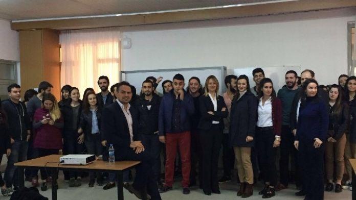 Canpa'dan Üniversitelilere 'Isı Yalıtımı' Eğitimi
