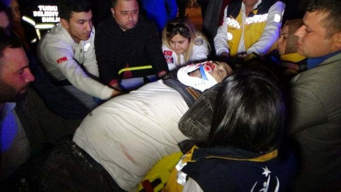 Kırıkkale'de Trafik Kazası: 1 Ölü, 3 Yaralı