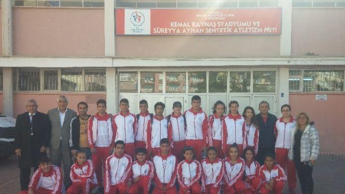 Anadolu Yıldızlar Ligi Atletizm Grup Şampiyonası