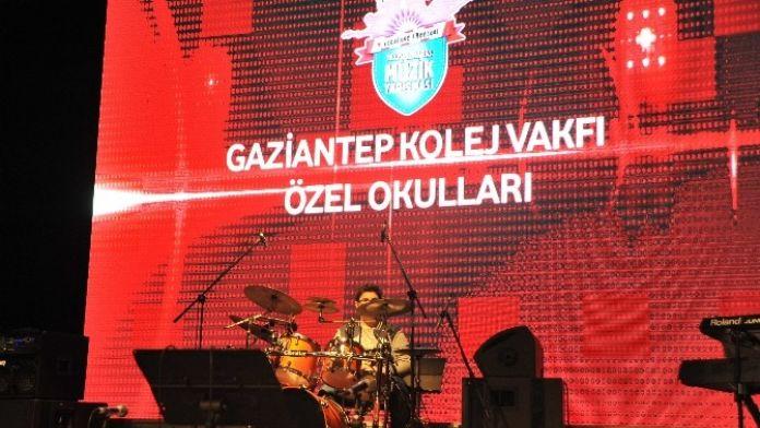 Vodafone Freezone 19. Liselerarası Müzik Yarışmasında GKV Okulları Bu Yıl Da İddialı