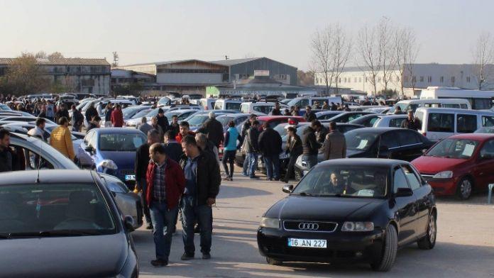 Otomobil pazarı yüzde 10,1 arttı