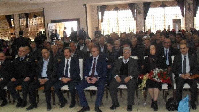 Kovancılar'da 'Peygamber Sevgisi' Konferansı