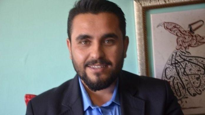AK Parti İl Gençlik Kolları Başkanı Yılmaz'dan Teşekkür