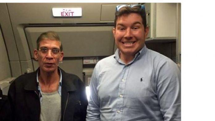 Hava korsanı ile fotoğraf çektiren İngiliz yolcu: 'Zaten kaybedecek bir şeyim yoktu'