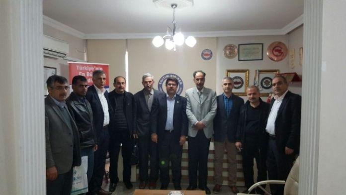 Suriyeli Sendikacılar İle Türk Sendikacılar Şanlıurfa'da Buluştu