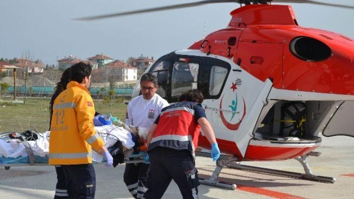 Kazada Ağır Yaralanan Kadın Sürücü Öldü