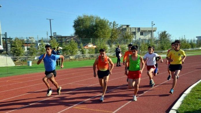 Atletler Aydın'da Yarışacak