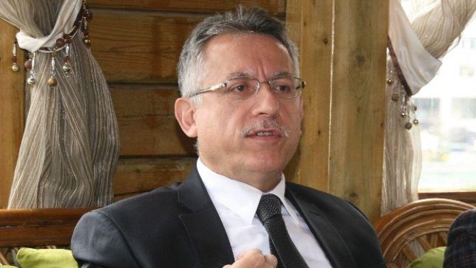 Yozgat Belediye Başkanı Kazım Arslan: