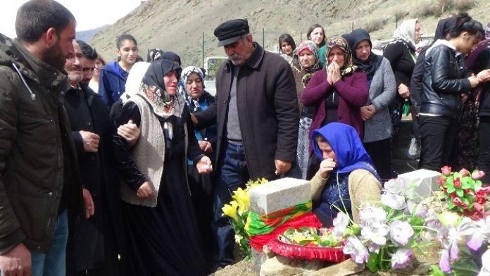 Yüksekova'da Öldürülen Şahin Hakkari'de Toprağa Verildi