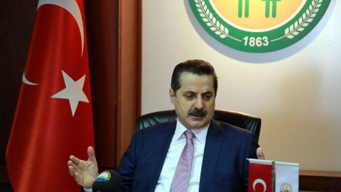 Bakan'dan et açıklaması: Görevi ESK'ya vermeyi düşünüyoruz