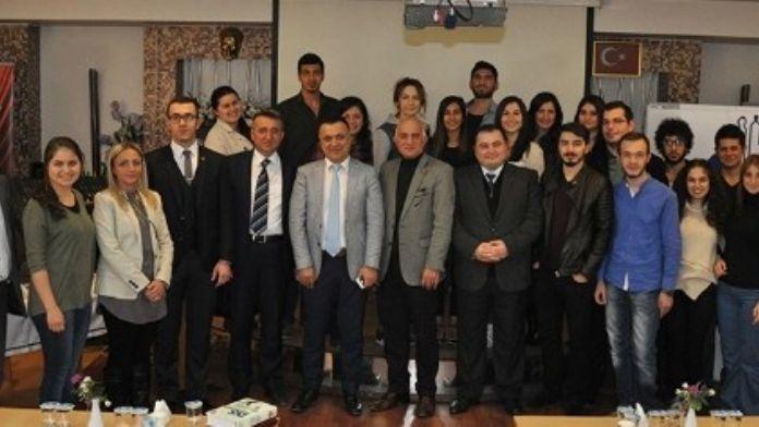 DTSO'da Dış Ticaret Bilgilendirme Semineri Yapıldı