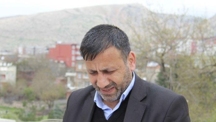 Oğlu Polise Taş Atmaktan Tutuklanan Babadan Yardım Çağrısı