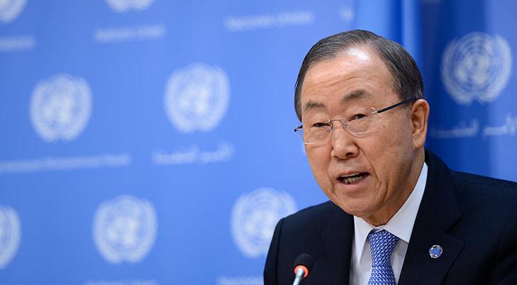 BM Genel Sekreteri: 'İran'ın balistik füze denemesi endişe yarattı.'