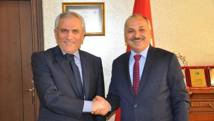 Tüketicinin Korunması Genel Müdürü Ersoy'dan Başkan Dinçer'e Ziyaret