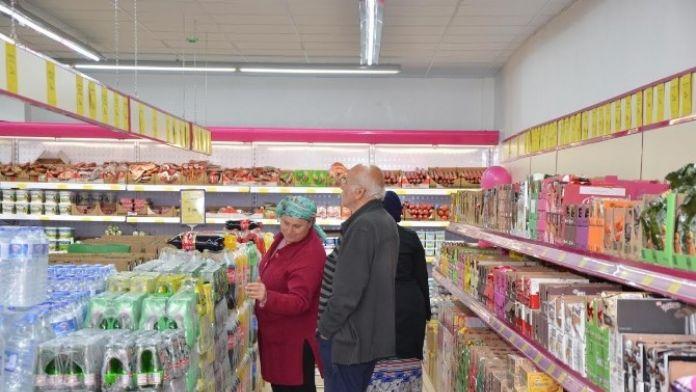 Esenlik Pratik Marketlerin Gedik Şubesi Açıldı