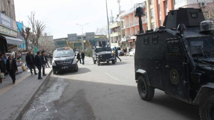 Siirt'te Güvenlik Önlemleri Arttırıldı