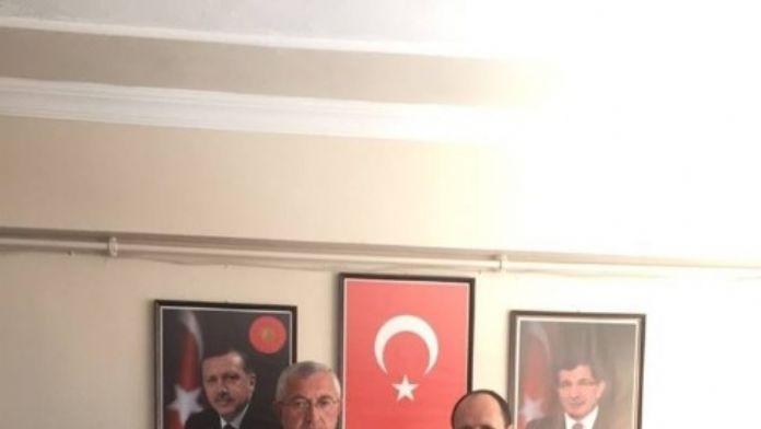 Bozüyük Dodurga Beldesi Eski Belediye Başkanı AK Parti'ye Geçti