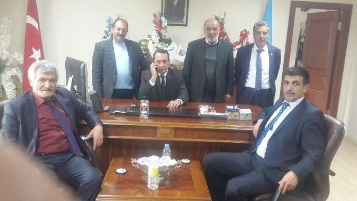 Erzurum Şoförler Ve Otomobilciler Esnaf Odası Başkanı Yücel Karakaya Oldu