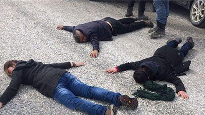 4 PKK'lı Kandil'e kaçarken yakalandılar