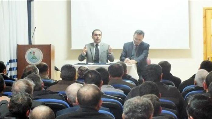Posof'ta YGS Değerlendirme Toplantısı