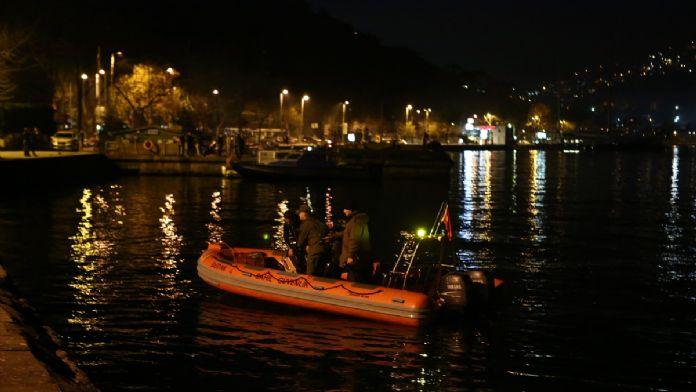Denize düşen araçtan iki ceset çıkarıldı