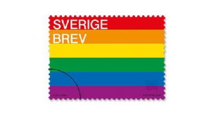 Dünyada bir ilk: LGBTİ bayrağı posta pulu oluyor