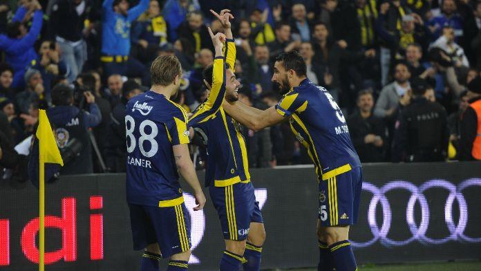 Haberin zirvesinde Fenerbahçe var