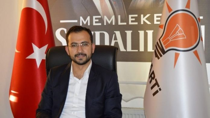 TOKİ KoAK Parti İl Başkanı Tanrıver 'Avanos nutları, AK Parti İle Doğmuştur, Kimse Sahiplenmeye Kalkmasın'