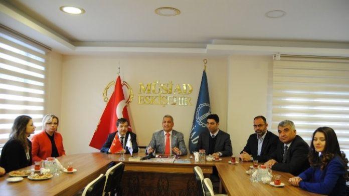 Özel Ümit Hastanesi İle MÜSİAD Arasında Sağlık Protokolü İmzalandı