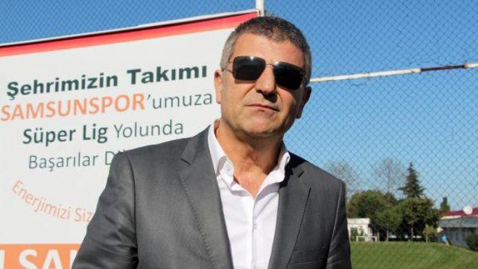 Samsunspor Sportif Direktörü Coşkun Zeren: En zor maçımızı oynayacağız