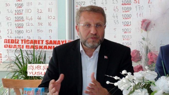 Milletvekili Ahmet Tan: YURT-KUR Gediz Öğrenci Yurdu İnşaatında Sona Yaklaşıldı