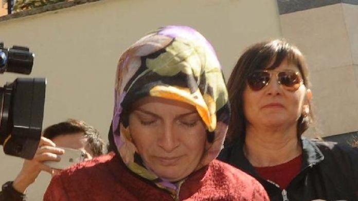 Fotoğraflar // Beratcan'ın annesi adliyeye sevkedildi