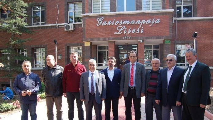 Gazi Osman Paşa'yı Plevne'de Anacaklar