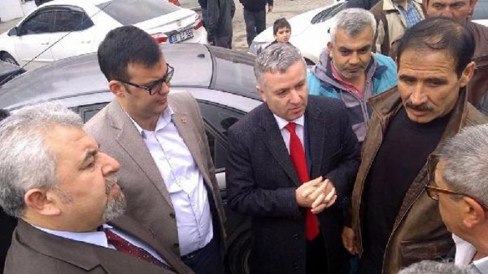 CHP'li Arık, kamyoncuların sorunlarını Meclis'e taşıdı
