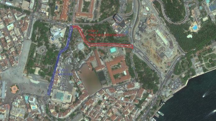 Taksim Meydanı'nda 2. etap çevre düzenlemesi başlıyor