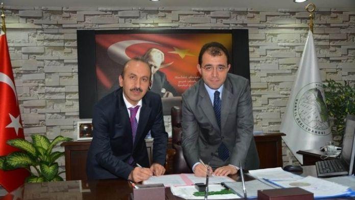 Kars'ta Akakp Protkolü İmzalandı