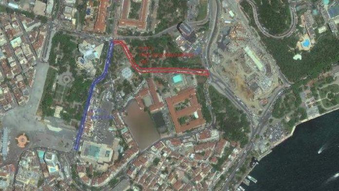 Taksim Meydanı çevre düzenleme çalışmasında 2. etap başlıyor