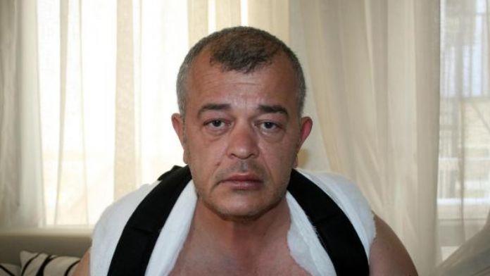 Alkollü 2 rütbeli Fransız askeri gasptan tutuklandı