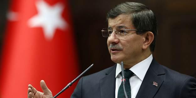 Ahmet Davutoğlu Aday öğretmen yetiştirme toplantısında konuştu.