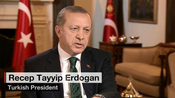Erdoğan CNN'e konuştu: Avrupa kavrayamadı !