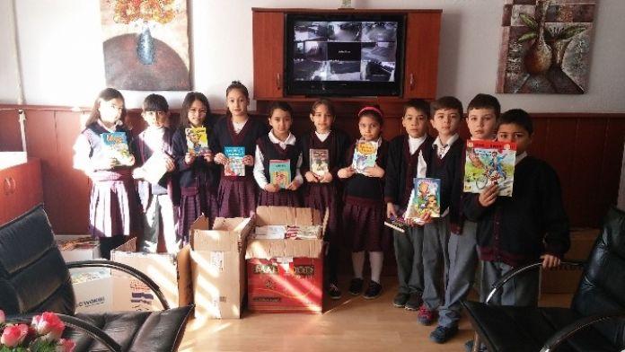 Sungurlu'da Kitap Toplama Kampanyası