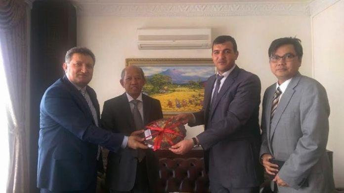 Kültür A.ş'den, Büyükelçiliklere Ziyaret