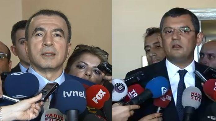 AK Parti'nin teklifi CHP'yi yine memnun etmedi