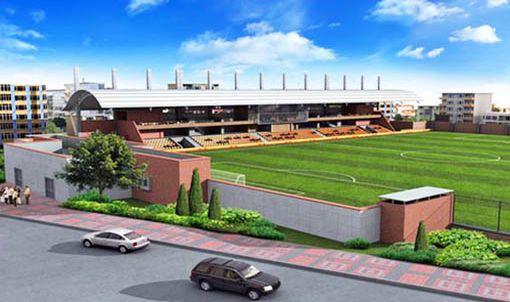 Yeni Stadyum Göz Doldurdu