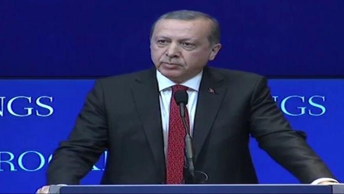 'PKK'nın kendi emelleri dışında DAEŞ'le mücadelesi yoktur'