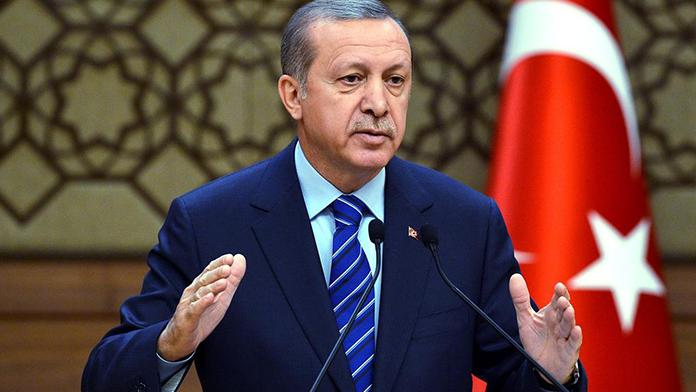 Cumhurbaşkanı Erdoğan'dan sert eleştiri
