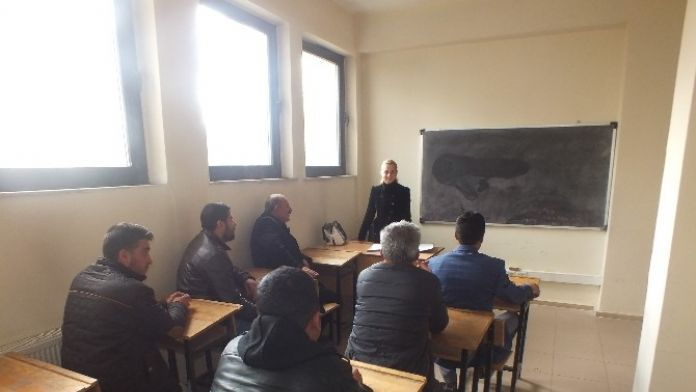 Malazgirt'te Çobanlar Diplomalı Oluyor