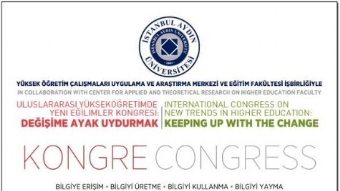 Uluslararası Yükseköğretimde Yeni Eğilimler Kongresi