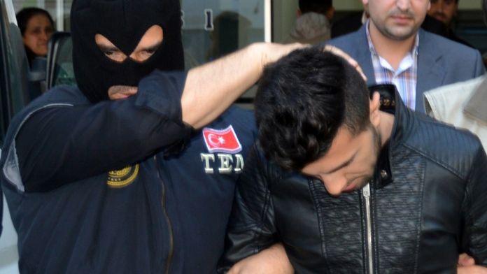 Bombacı tutuklandı