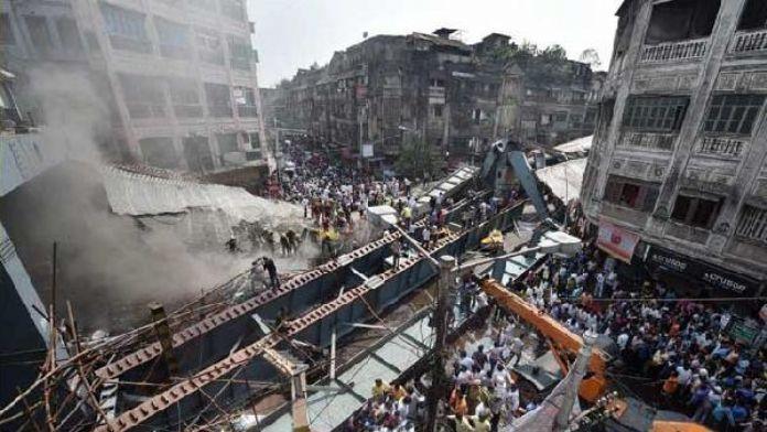 Hindistan'da çöken viyadüğün müteahhidi: 'Allah'ın takdiri'